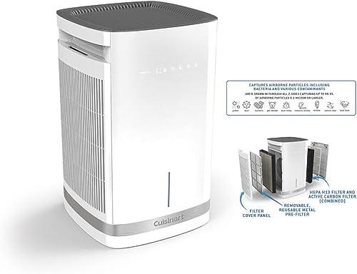 lowest Cuisinart new arrival CAP-500 PuRXium H13 online Medium Room/Countertop Air Purifier online