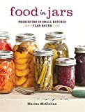 book cover: Food in Jars CanningFood