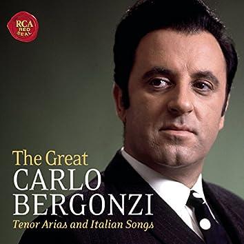 The Great Carlo Bergonzi