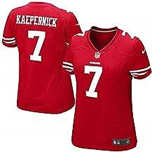 Nike Colin Kaepernick San Francisco 49ers NFL Girls Youth