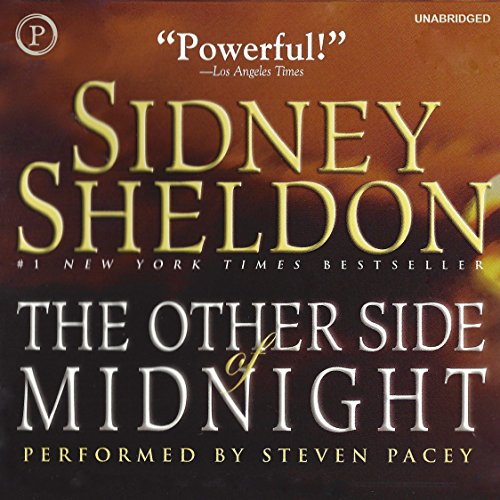 The Other Side of Midnight                   Auteur(s):                                                                                                                                 Sidney Sheldon                               Narrateur(s):                                                                                                                                 Steven Pacey                      Durée: 14 h et 29 min     5 évaluations     Au global 4,8