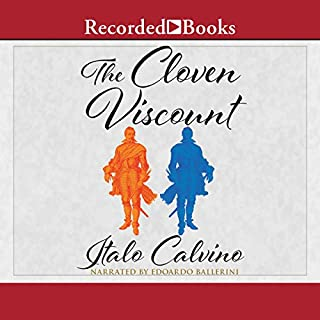 The Cloven Viscount audiobook cover art