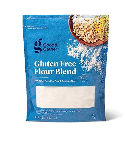 Gluten Free Flour Blend with Millet Flour, Rice Flour & Sorghum Flour