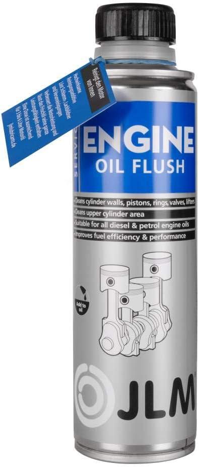 Jlm Motoröl Reiniger Engine Oil Flush Für Internen Ölkreislauf 250ml Auto