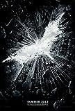 Wayne Dove The Dark Knight Rises Batman Affiche sur Soie/Impressions sur Soie/papiers Peints/décorations murales 917985362