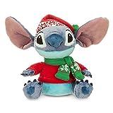 Disney Stitch Holiday Plush - Small - 11''
