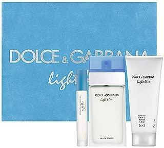 Dolce & Gabbana Light Blue Deluxe Gift Set
