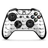 DeinDesign Skin kompatibel mit Microsoft Xbox One X Controller Aufkleber Folie Sticker Wimpern Auge Eye