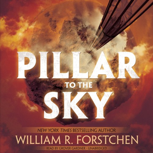 Pillar to the Sky audiobook cover art