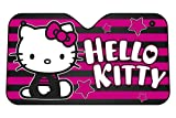 Hello Kitty KIT4057 Protezione Solare Isolamento Termico Barriera Luce Parabrezza Anteriore Tendina Parasole Accessori per Auto in Estate Star