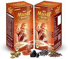 Max Ayurveda Musli Special For Men - 60 Capsules, Pack Of 2