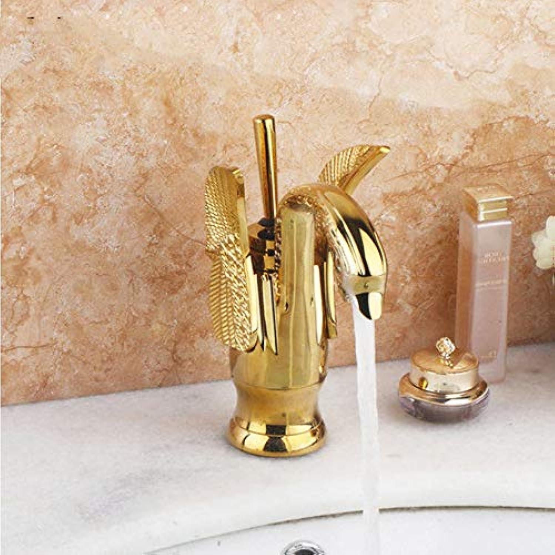 Lddpl Gold Polnischen Messing Bad Waschbecken Waschbecken Wasserhahn Luxus Goldene überzogene Mischer Einhand Waschbecken Wasserhahn Wasserhhne