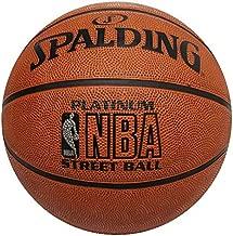 Spalding NBA Platinum Street Basketball, Orange [SPLD83012Z]
