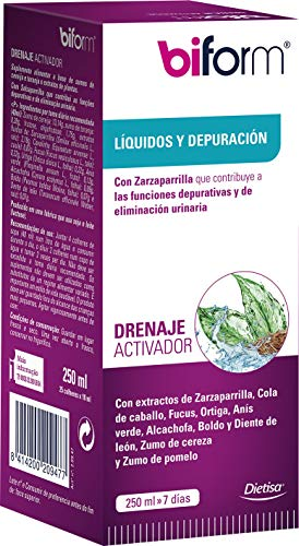 Biform - Drenaje Activador - 250 ml