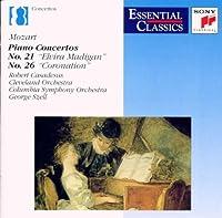 Mozart;Piano Concerti 21&26