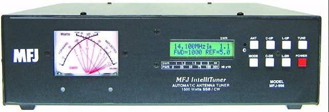 MFJ-998 MFJ998 Original MFJ Enterprises Legal Limit IntelliTuner Automatic Antenna Tuner
