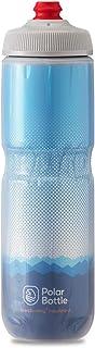 Polar Bottle Breakaway Insulated Bike Water Bottle - BPA Free, Cycling & Sports Squeeze Bottle