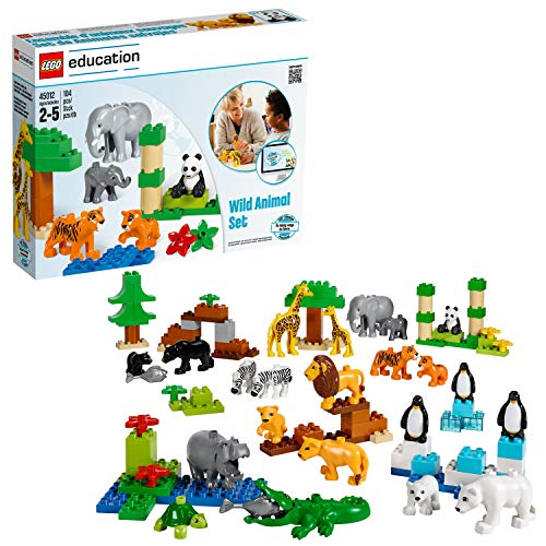 Lego Duplo Wild Animal Set