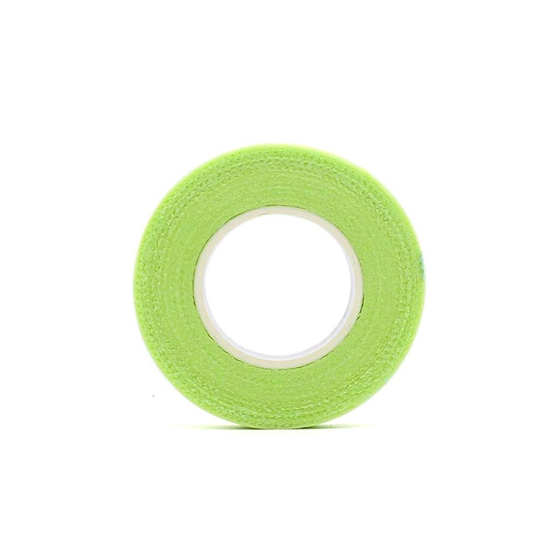 素子またはスーパーマーケットGUOJIAYI 穴付きの3個のまつげアイソレーション、通気性があり快適な緑のアイパッド