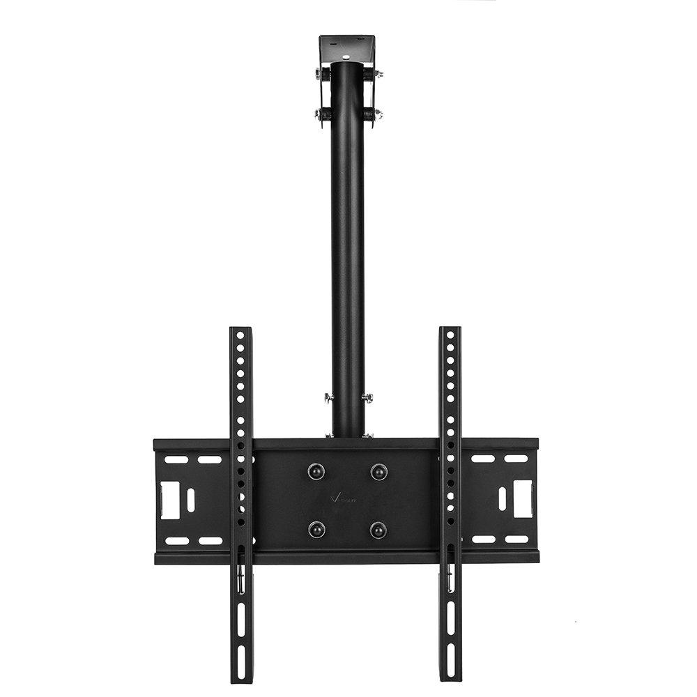 Vemount Soporte de Techo para TV de 32-55 pulgadas (80cm-140cm), para LED LCD pantalla plana, Max.VESA 400mmx400mm, Carga Max.40KG,Inclinación Giratorio Plegable y altura ajustable: Amazon.es: Electrónica
