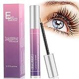 Eyelash Serum, Nivlan Organic Eyelashes Growth Serum for Healthy & Fast Growth Also Works as Eyebrow Serum, 4 ml