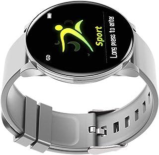 Reloj de Seguimiento de Actividad de Contador de calorías Smart Band de 0,96 Pulgadas Contador de calorías (Color: Rosa)