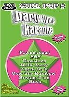Party Tyme Karaoke: Girl Pop 8 [DVD] [Import]