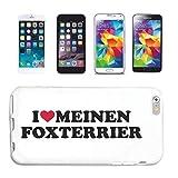 Reifen-Markt Funda para Samsung Galaxy S3 Mini, diseño de perro y gato