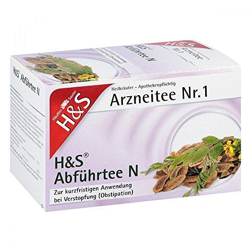 H&S Abf�hrtee N, 20X1.0 g