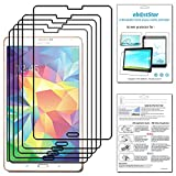 ebestStar - Pack x5 Film Protection Compatible avec Samsung Galaxy Tab S 8.4 SM-T700, SM-T705...