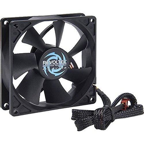 Revoltec FAN AIR GUARD 92X92X25mm Behuizingsventilator