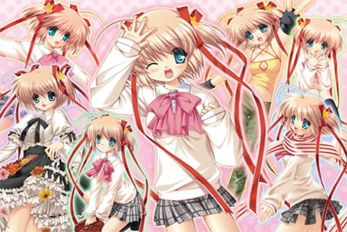 Kamikita God Little Busters - 1000 Pieces Jigsaw Puzzle (50cm x 75cm) (japan import)