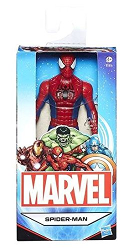 Hasbro Avengers Action Figures Spiderman 15cm. B1816 B1686