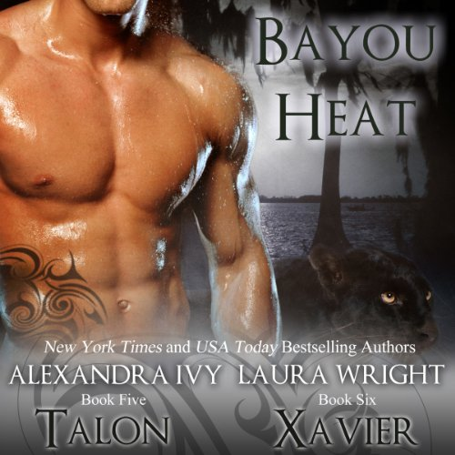 Talon/Xavier audiobook cover art