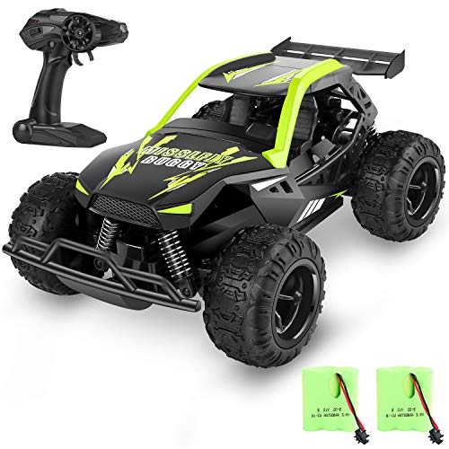 MISSLFJY Remote Control Car High Speed RC Truck Hobby Racing Car Buggy Vehicle 2.4 GHZ 1:22 Scale RC...