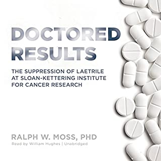 Doctored Results audiobook cover art