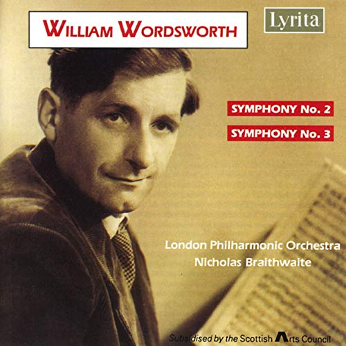 Wordsworth: Symphonies Nos. 2 & 3