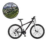 Bicicleta De Montaña Mountain Bike para Adultos 29 Pulgadas con Ruedas Grandes Bicicleta De 33 Velocidades Marco De Aluminio,Doble Freno De Disco, Bicicleta para Hombre Y Mujer