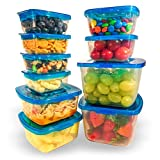 Mr. Lid Premium Attached Storage Containers |...