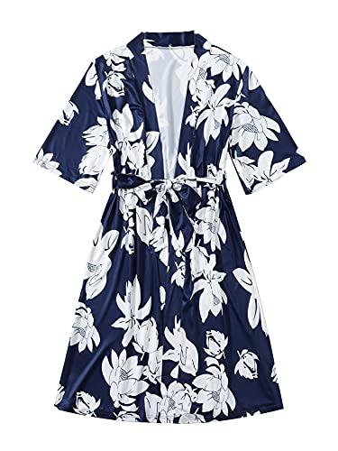 bata kimono de la marca ROMWE