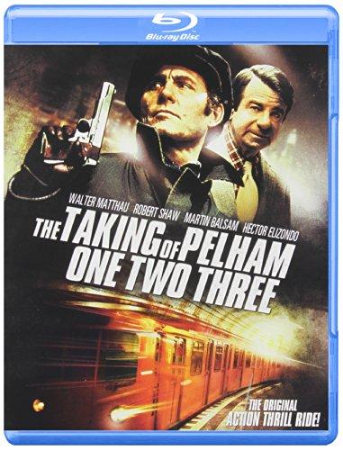 The Taking of Pelham One Two Three [Blu-ray] (Nwa The Best Of Nwa The Strength Of Street Knowledge)