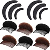 10 Pieces Bump Up Hair Accessories Volume Insert Set...