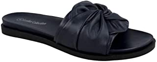 Leather Collection Ladies Vamp Mules