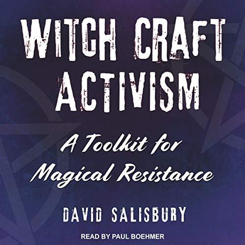 Witchcraft Activism audiobook cover art