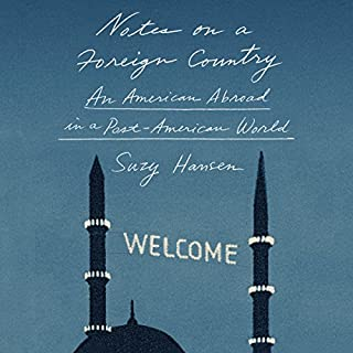 Notes on a Foreign Country audiobook cover art