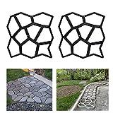 HG, stampo per pietre da lastrico per marciapiedi e pavimentazioni a ciottoli
