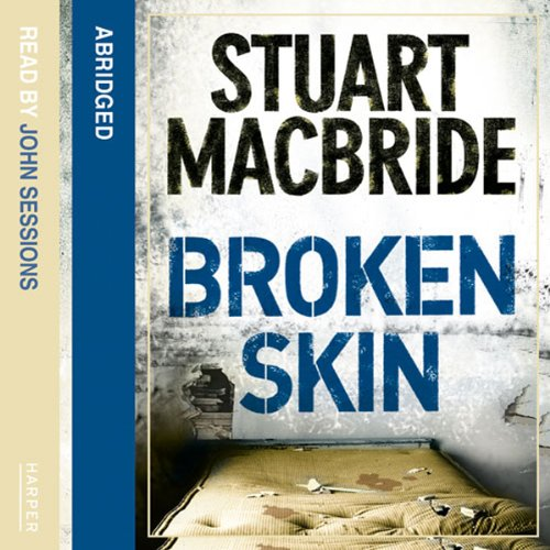 Broken Skin audiobook cover art