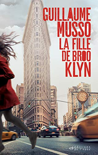 La Fille De Brooklyn Best T 16894 Ebook Musso Guillaume Amazon Fr