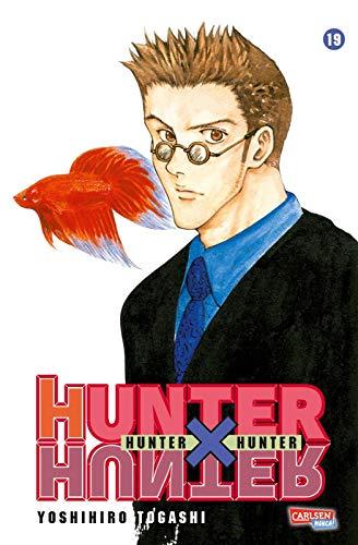 Hunter X Hunter, Band 19