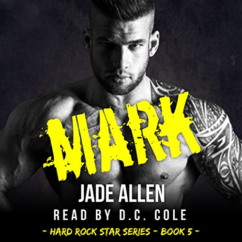 Mark audiobook cover art